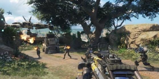 Black Ops 3 : Retour du Jeu d'Armes