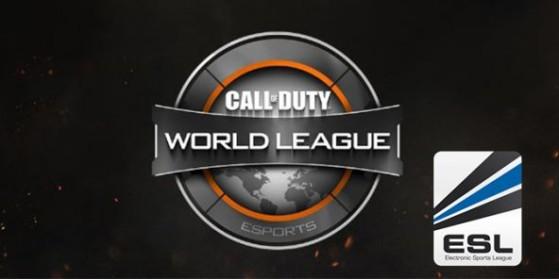 BO3 World League ESL : format & cashprize