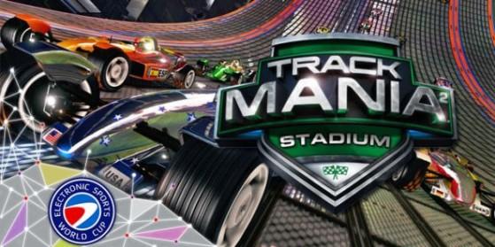 Challenge International Trackmania VR