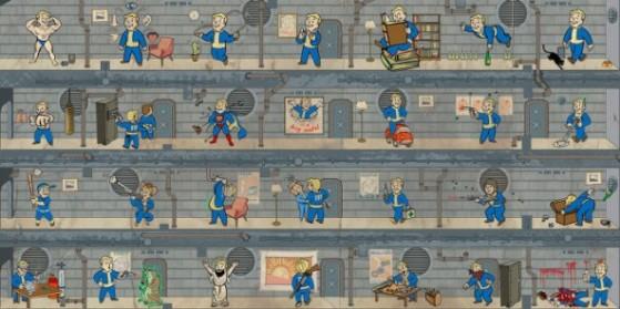 Fallout 4 : S.P.E.C.I.A.L.