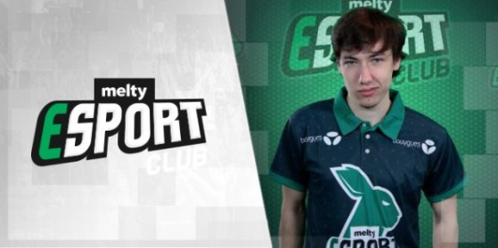 Sardoche quitte melty eSport Club