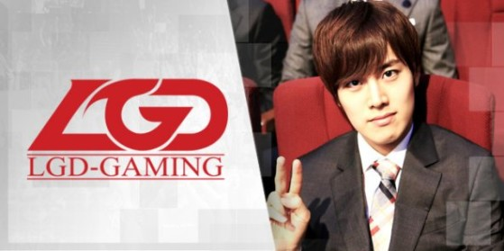 LGD Gaming, Flame quitte l'équipe
