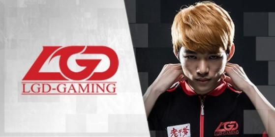 LGD Gaming, TBQ quitte la jungle