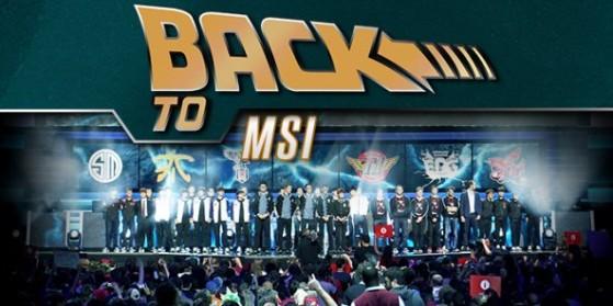 Back to... Mid-Season Invitational