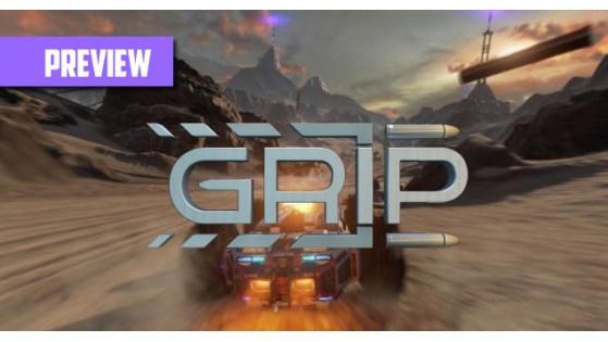 GRIP annoncé sur Nintendo Switch