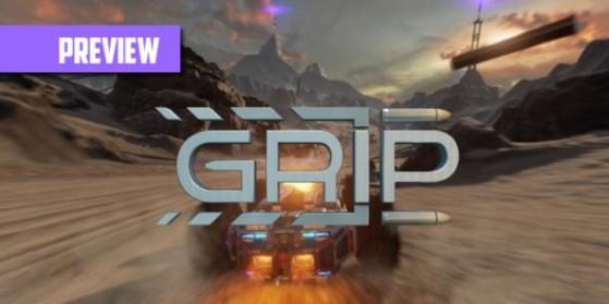 Preview de Grip, PC