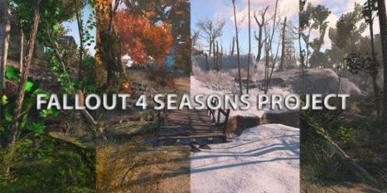 Fallout 4 : ce mod ajoute les saisons