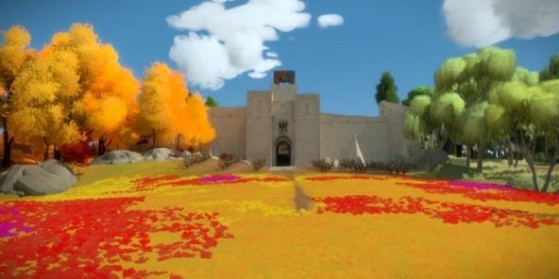 The Witness : sortie Xbox One