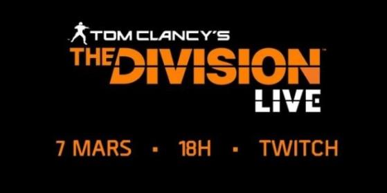 Suivez le live The Division en direct
