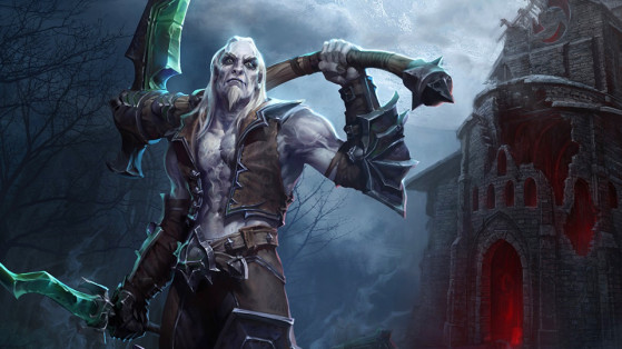 Heroes of the Storm : Guide Xul, Build squelettes