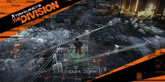 The Division : Carte des intels