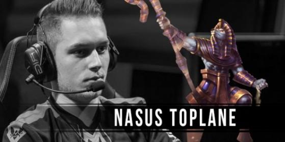 S6,Cabochard joue Nasus toplane en LCS EU