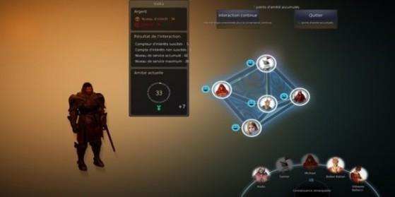 Guide : Le mini jeu d'amitié