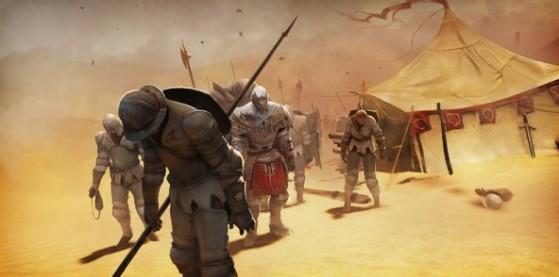 Black Desert Online : Mediah, extension