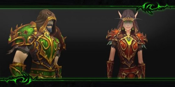 Chasseur : Set d'armure T19