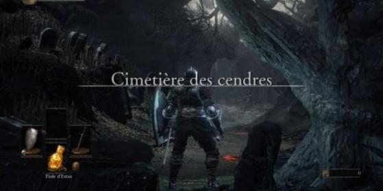 Dark Souls 3 : Cimetière des Cendres