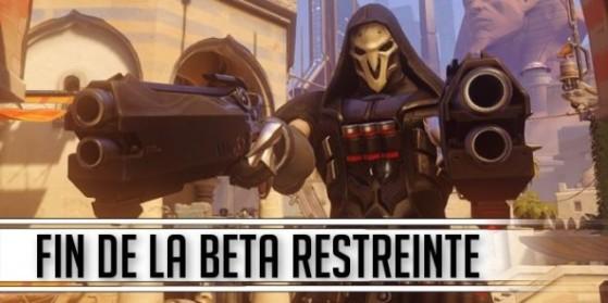 Overwatch : fin de la bêta restreinte