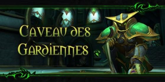 Legion : Donjon, Caveau des gardiennes