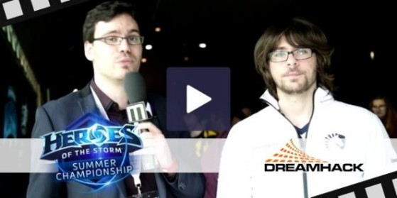 HotS DH Tours 2016 Interview Lowel