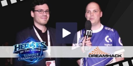 HotS DH Tours 2016 Interview HasuObs