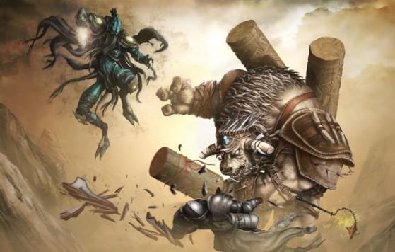 Cairne bientôt une réalité dans le Nexus !? - Heroes of the Storm