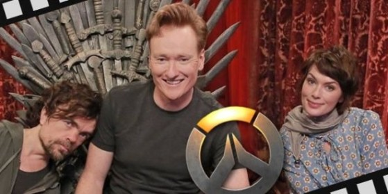 Overwatch - Conan O'brien Game of Thrones