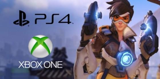 Overwatch, joueurs PS4 et Xbox