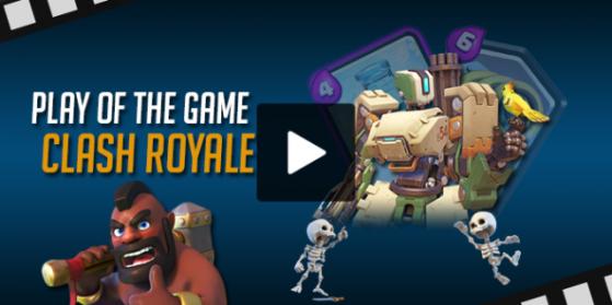 Parodie Overwatch - Clash Royale