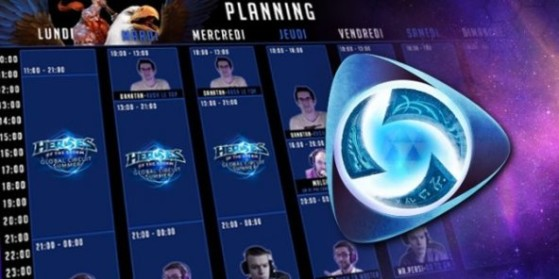 Planning de la Millenium TV HotS