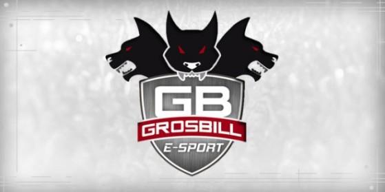 Séparation de la team GB eSport