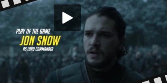 Overwatch, Play of the game Jon Snow