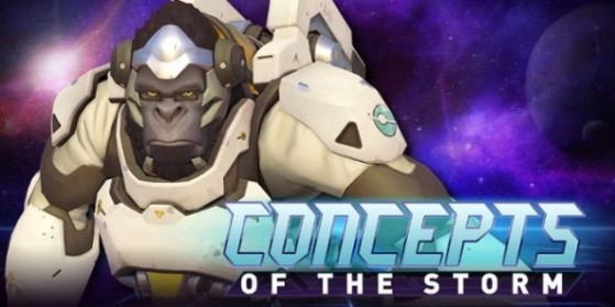 Concepts of the Storm n°31 : Winston