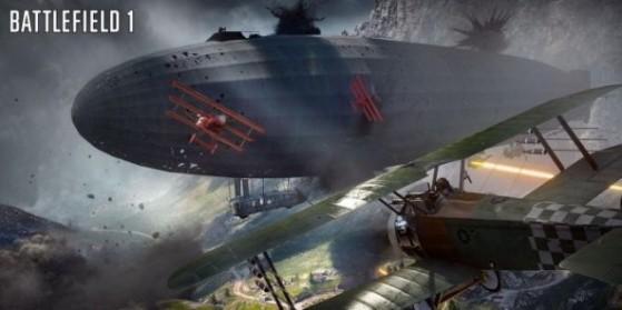 Battlefield 1 : Mode Opérations