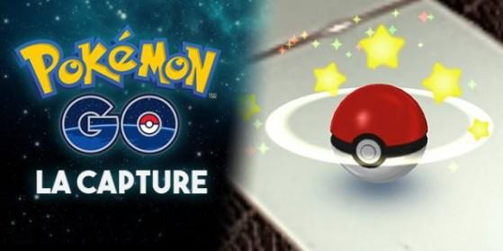 Comment attraper des Pokémon dans GO ?