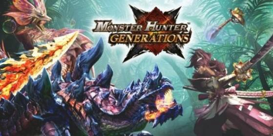 Monster Hunter Generations, guide, soluce