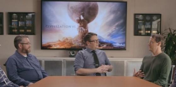 Civilization 6 : Les développeurs