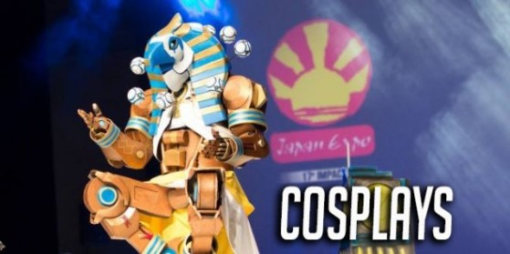 Overwatch, cosplay Zenyatta Ra