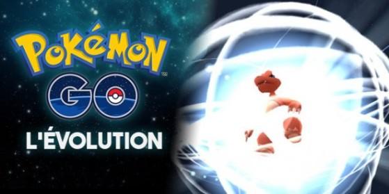 L'évolution dans Pokémon GO