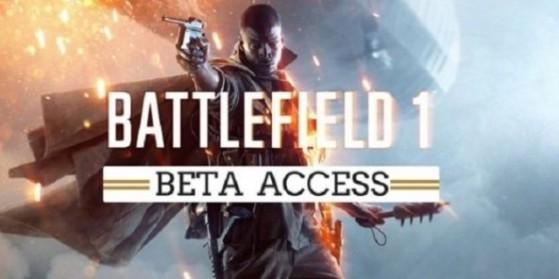 Battlefield 1 : Bêta ouverte