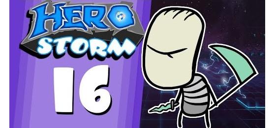 Carbot Animations - HeroStorm épisode 16