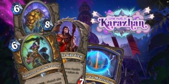Hearthstone Karazhan, Toutes les cartes