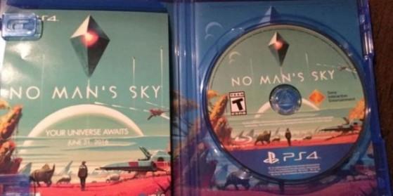 No Man's Sky : Une fuite à 1300$