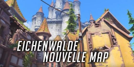 Overwatch, Eichenwalde : nouvelle map