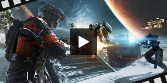 Trailer multijoueur Infinite Warfare