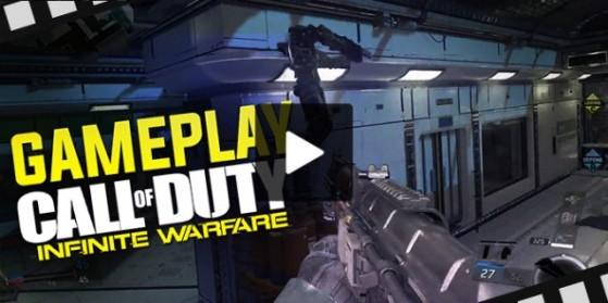 Gameplay Infinite Warfare sur Frontier