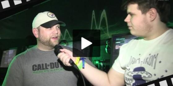 COD MWR, interview de David Pellas