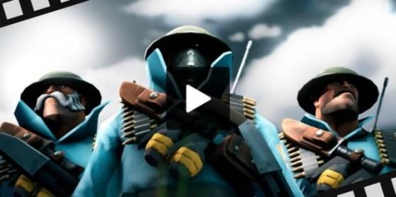 Battlefortress 1 : Parodie de BF1 & TF2