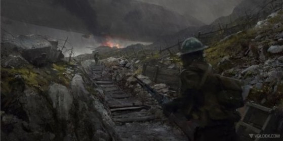 Battlefield 1 : Classe Soutien / Support