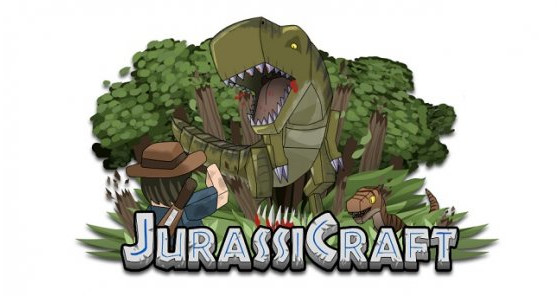 Mod Minecraft : JurassiCraft 2.0
