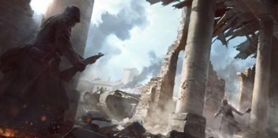 Battlefield 1 : Le solo dévoilé en vidéo